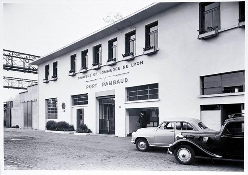 Port rambaud travaux histoire