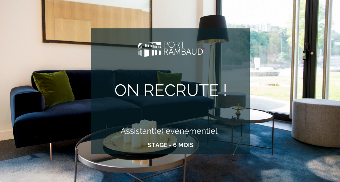 recrutement port rambaud