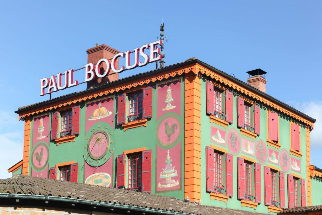 Paul Bocuse à Lyon la capitale de la gastronomie