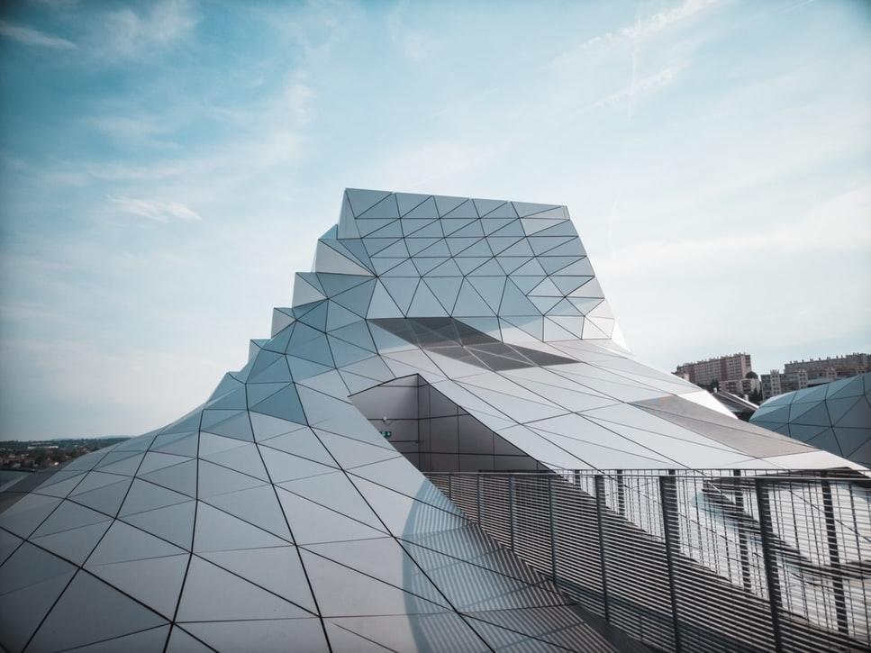 architecture musée de confluence