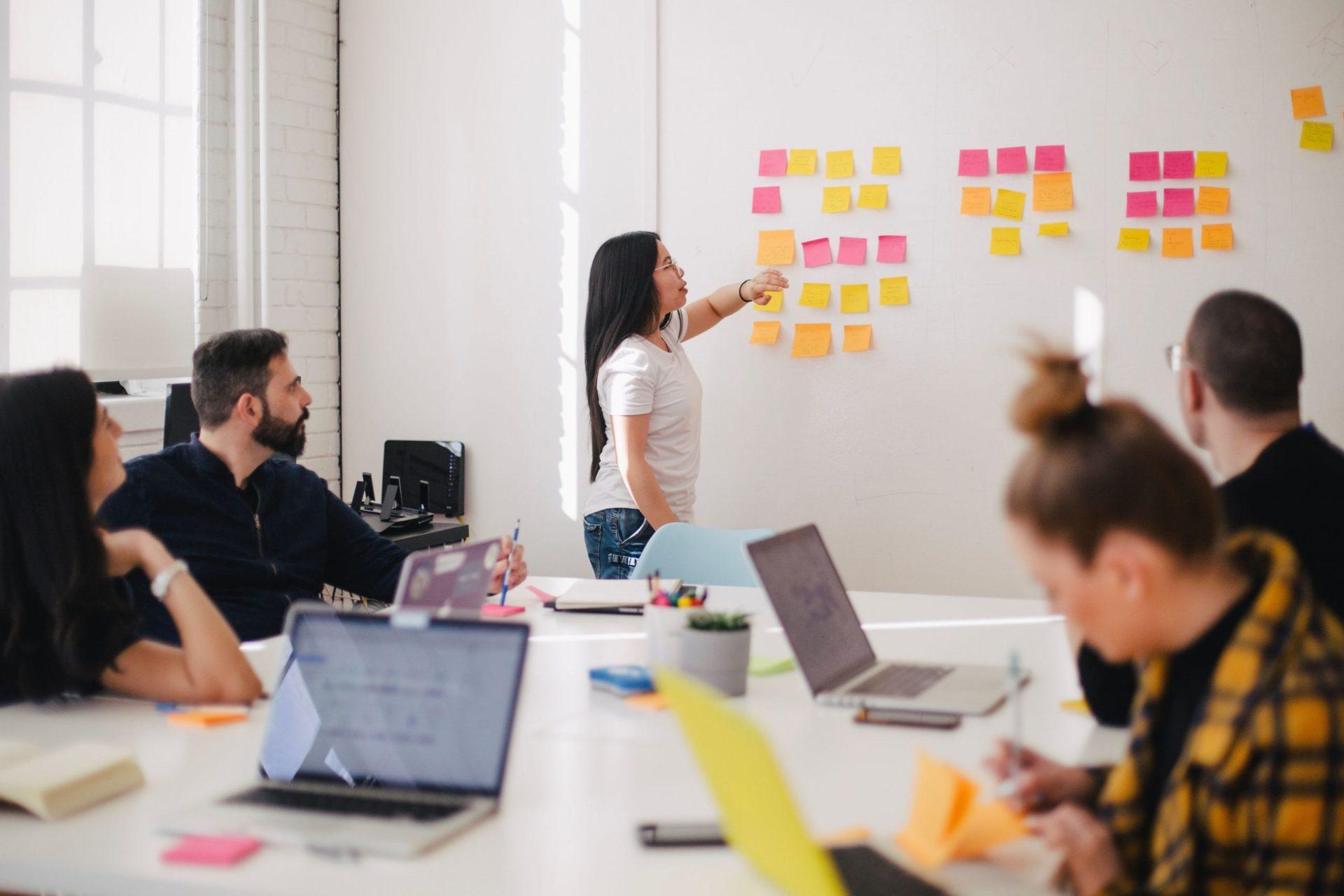 Réflexion design thinking