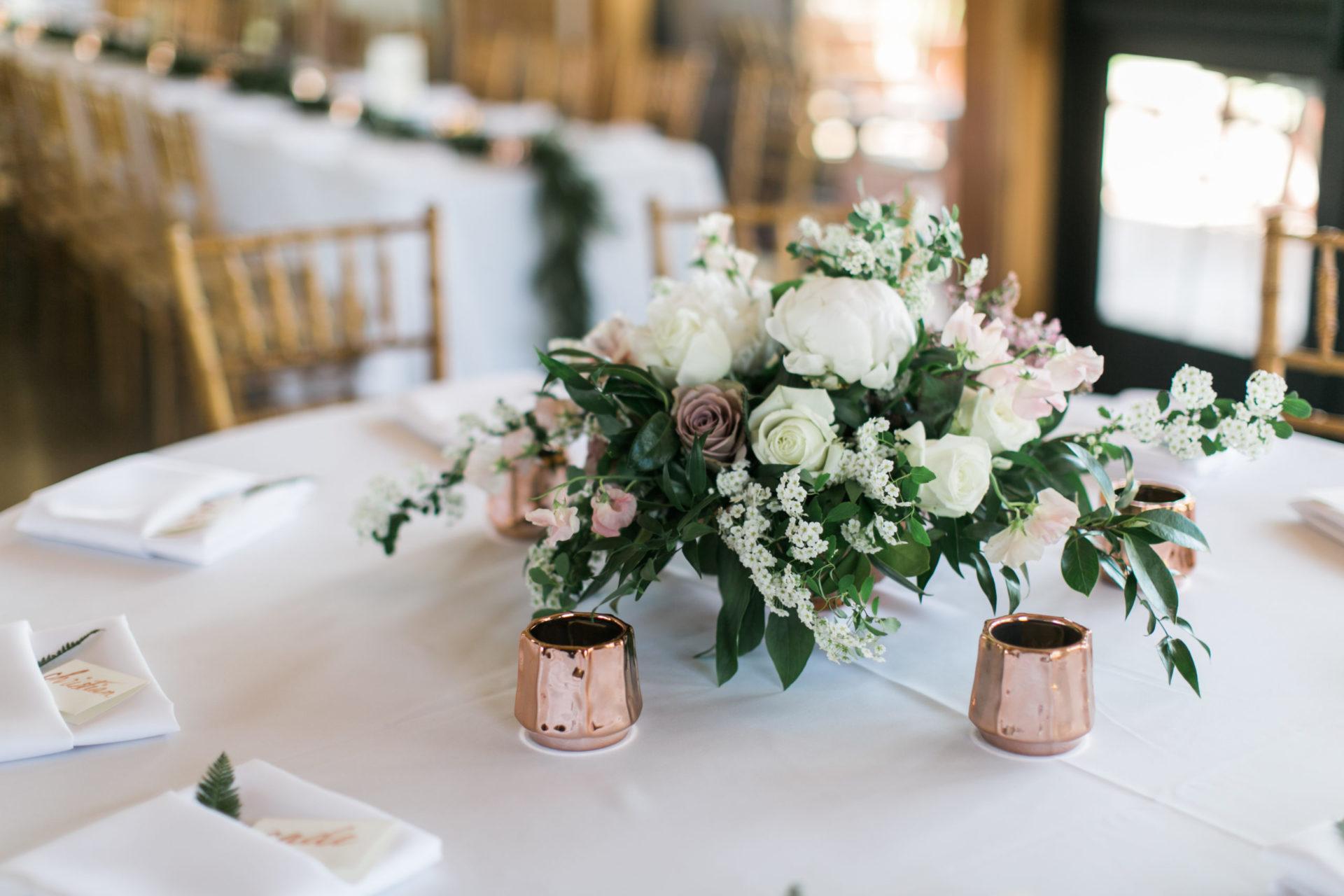 Table décoration mariage